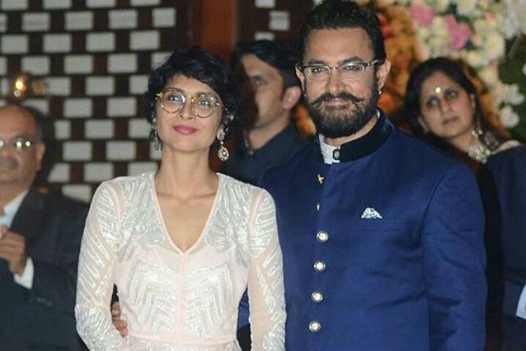 Aamir Khan's Wife Kiran Rao robbed of jewellery worth Rs 80 lakh