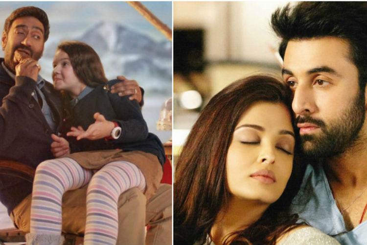 Shivaay vs Ae Dil Hai Mushkil Box office collection: Karan Johar's film leads therace!