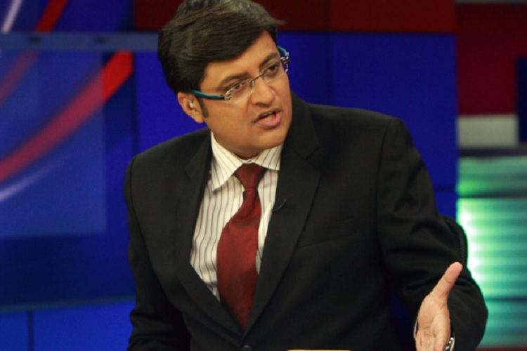 What? Arnab Goswami resigns from Times Now