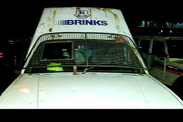 Day after driver fled with van containing Rs 1.37 crore cash, police recover vehicle with Rs 45 lakh
