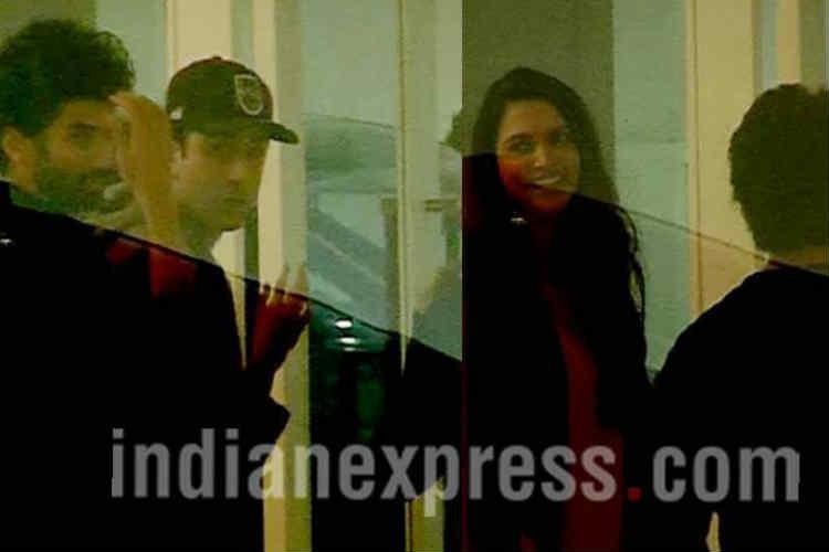 Deepika Padukone, Ranbir Kapoor, Aditya Roy Kapoor