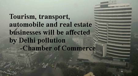 Not just our health, Assocham says Delhi pollution will kill NCR's economy