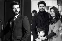 Happy Birthday Fawad Khan : These top 10 pictures are a proof that he is a complete familyman