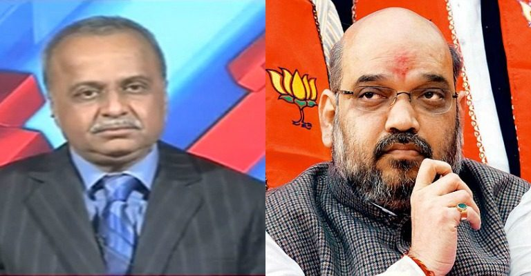 Interview: Former BJP MLA Yatin Oza continues to make wild allegations against Amit Shah's associates