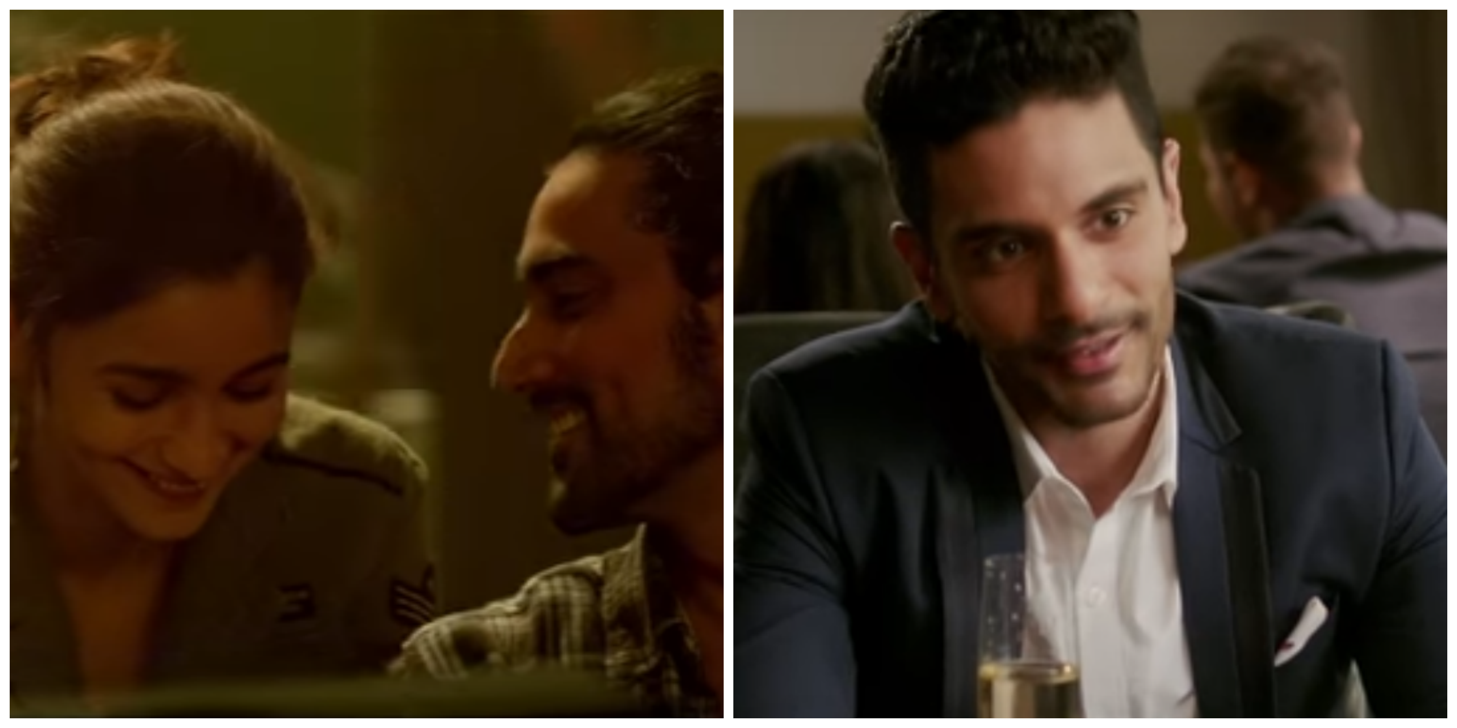 Alia Bhatt is seen with Kunal Kapoor and Pink fame Angad Bedi in the latest teaser