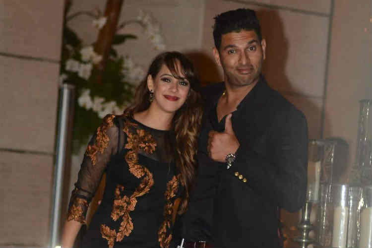 Here are five things you should know about Yuvraj Singh's bride Hazel Keech