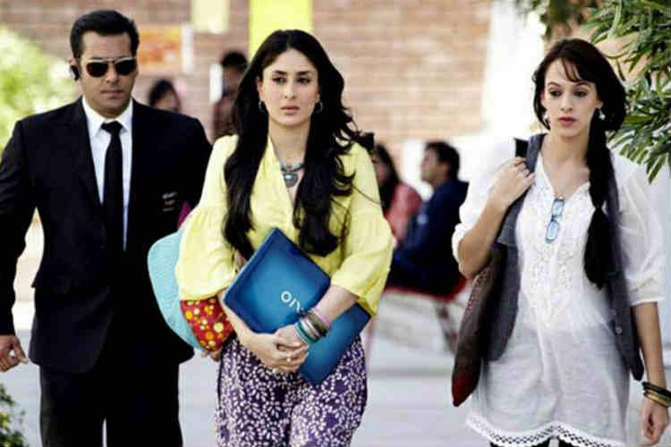 Hazel Keech, Bodyguard, Salman Khan, Kareena Kapoor Khan