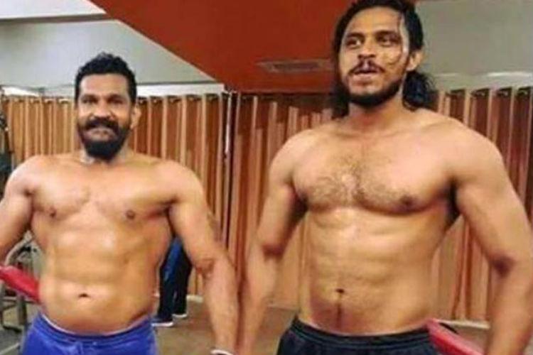 Masti Gudi actors, Anil, Uday