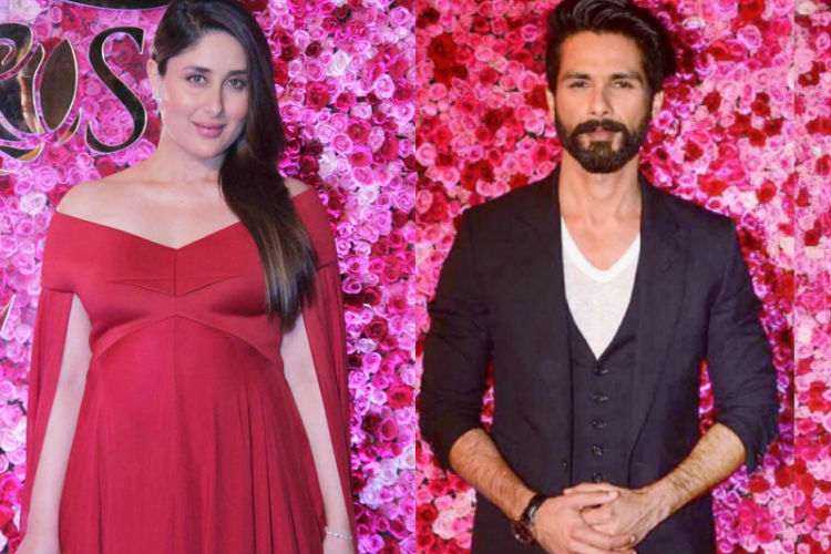 Shahid Kapoor met 'fully pregnant' Kareena Kapoor and what happened next will put a smile on your face