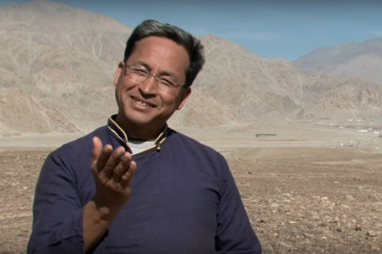 Innovator Sonam Wangchuk of '3 Idiots' fame to launch his dream university in Ladakh
