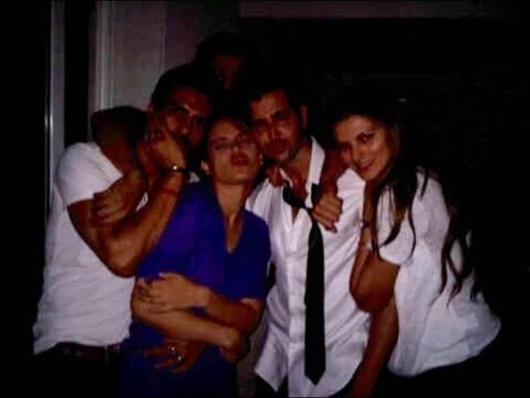 party-hrithik-kangana