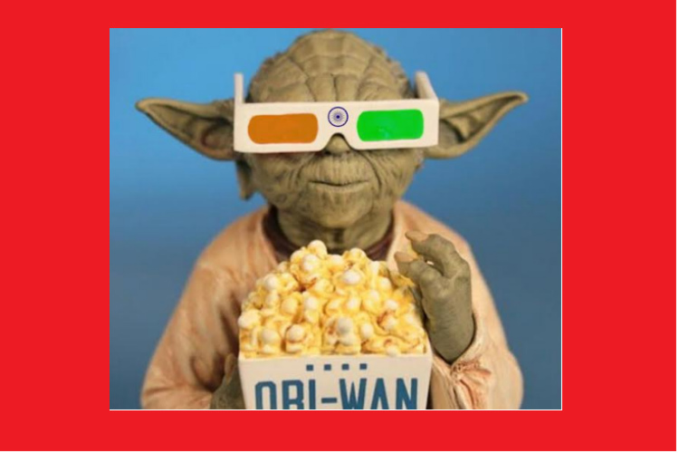 Hidden desires of a patriotic movie buff: Tri-coloured popcorns, death sentence for torrent users
