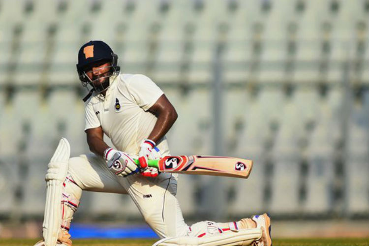Delhi's Rishabh Pant scores the fastest century in Ranji Trophy history