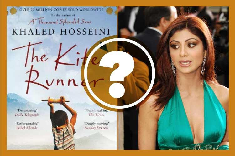 These 12 original book titles interpreted by Shilpa Shetty will leave you in splits