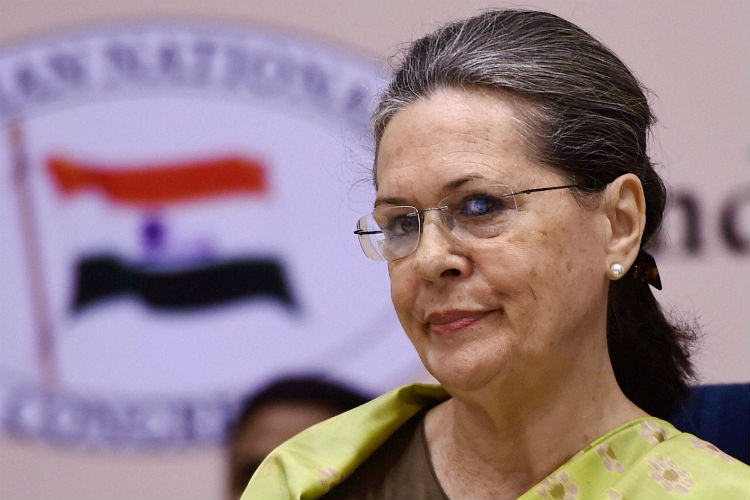 Sonia Gandhi discharged from Sir Ganga Ramhospital