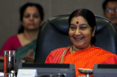 External Affairs Minister Sushma Swaraj (Photo: Express/ Prem Nath Pandey)