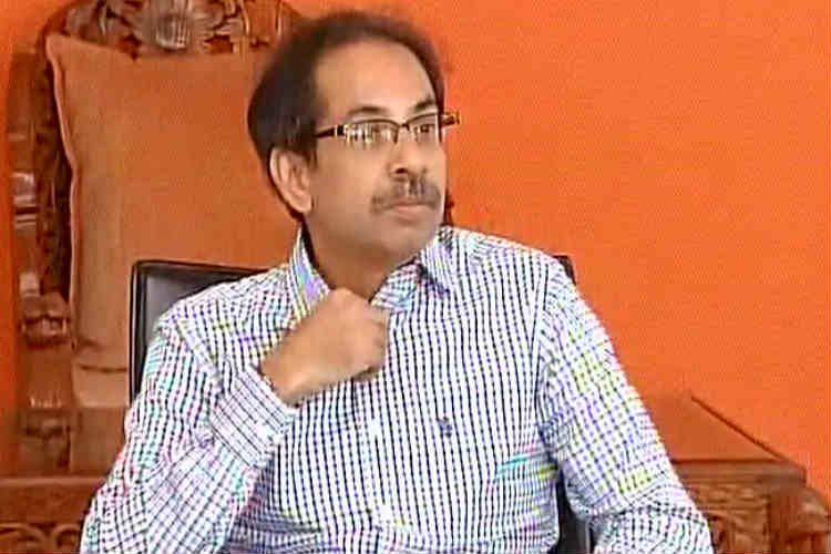 Don't cry during speeches, wipe tears of common man instead, Uddhav tells PM Modi