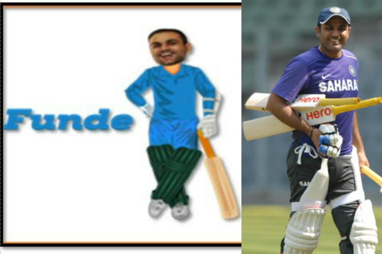 Virender Sehwag to be the first cricketer to feature in a web series. And we are waiting!