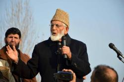 Geelani Sahib, somehow your new protest calendar is un-Islamic