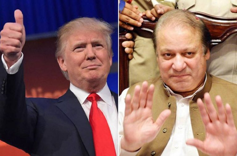 Pak PM Nawaz Sharif might have taken the world for a ride; Trump gives his side of the story