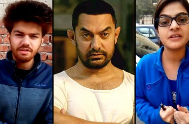 Aamir Khan in Dangal, InUth video screen shots