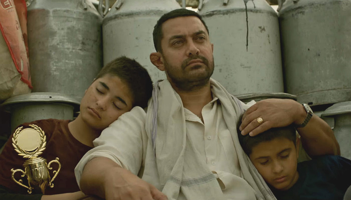 Aamir Khan Dangal movie review pics