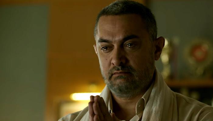 Aamir Khan in a still from Dangal YouTube screen grab