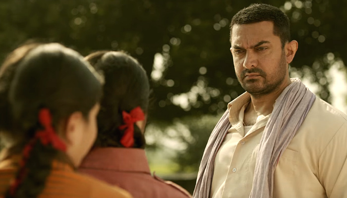 Aamir Khan in a still from Dangal (Courtesy: YouTube/ Zee Music Company)