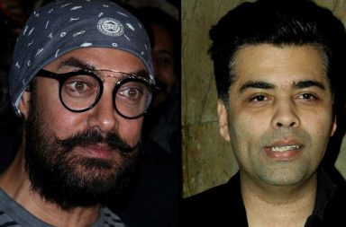 Aamir Khan Karan Johar IANS photos for InUth dot com