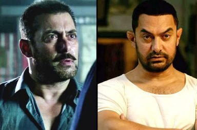 Salman Khan in Sultan, Aamir Khan in Dangal