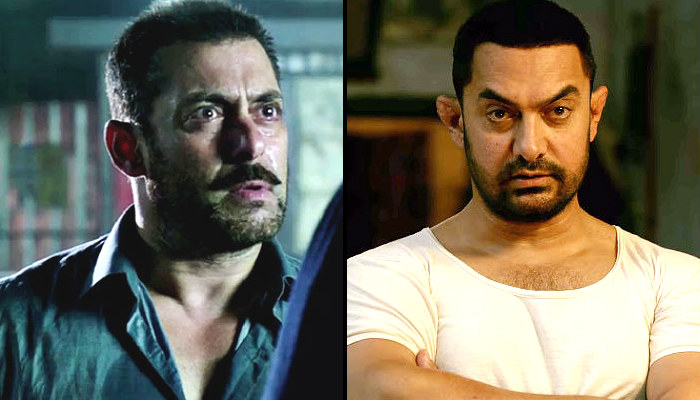 Salman Khan in Sultan, Aamir Khan in Dangal