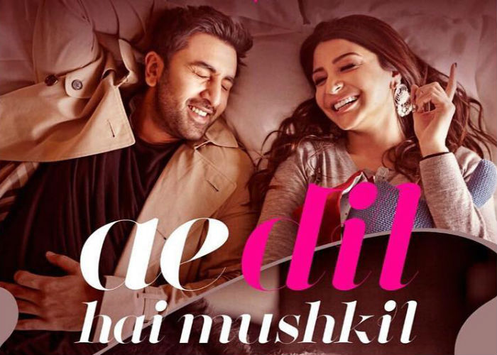 Ae Dil Hai Mushkil (Courtesy: Instagram)