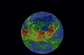 air pollution, air visuals