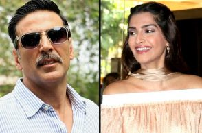 Akshay Kumar, Sonam Kapoor IANS photo for InUth.com