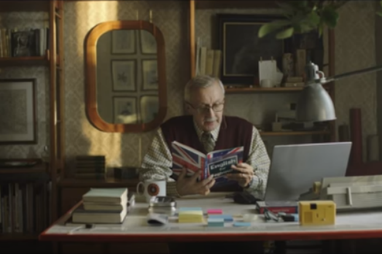 Christmas ad, Allegro