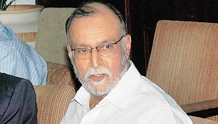 Anil Baijal takes oath as Delhi Lieutenant Governor