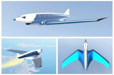 Antipode, aircraft