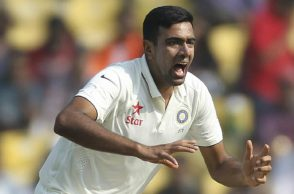 Ravichandran Ashwin, India, England