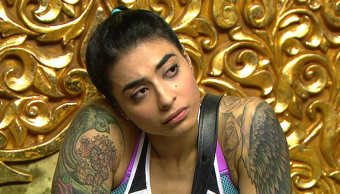 Bani J in Bigg Boss 10 Colors TV photo for InUth.com
