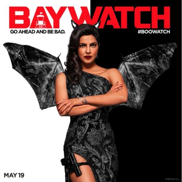 Baywatch Priyanka Chopra Poster | Express Archive Image For InUth.com