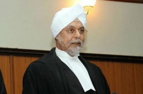 Jagdish Singh Khehar (File photo; PTI)