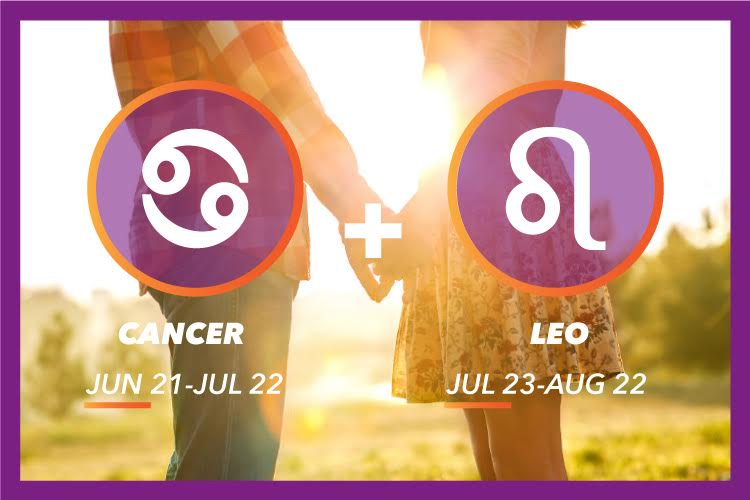 Cancer leo cusp woman compatibility with leo man