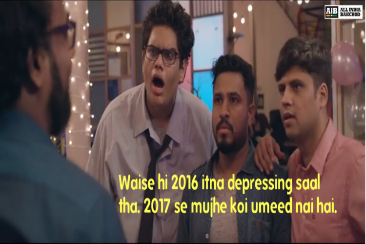 AIB's new video: 'The 2017 Song' perfectly sums up our thoughts on 2016