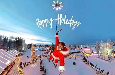 Casey Neistat, droneboarding, snowboarding, drone, Christmas, snow, YouTuber