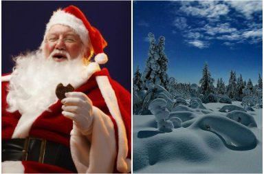 Santa Claus, Christmas