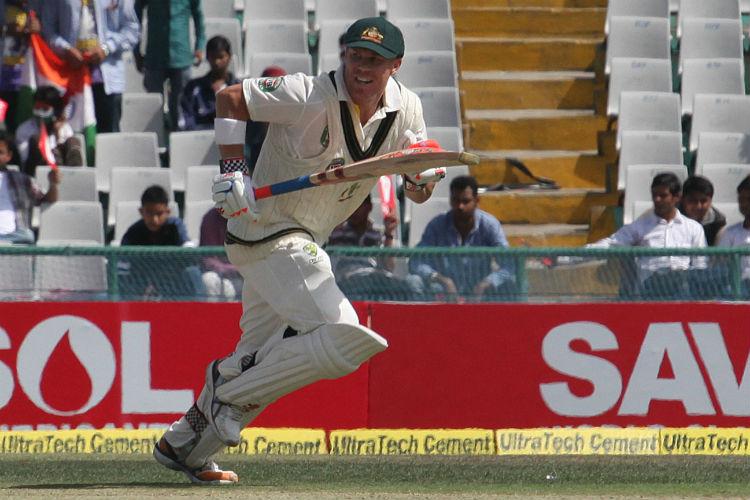 David Warner, Australian cricket team