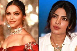 Deepika Padukone Priyanka Chopra IANS photos for InUth.com