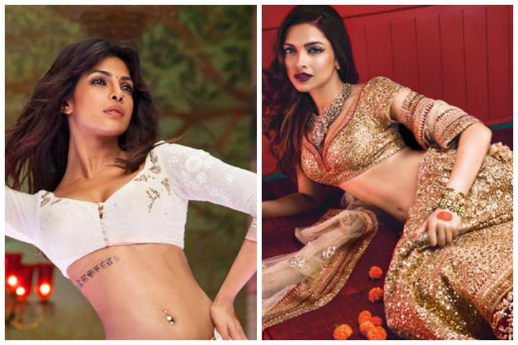 Deepika Padukone, Priyanka Chopra