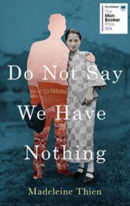 Do Not Say We Have Nothing (Courtesy: Amazon.com)