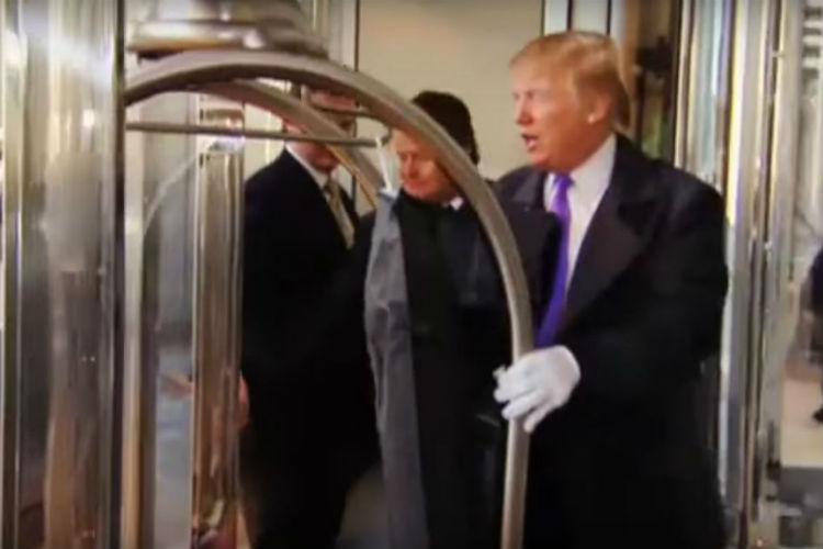 Donald Trump Odd Jobs | Image for InUth.com